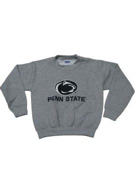 Penn State Logo Crew Sweatshirt - Youth