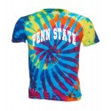 Penn State Arched Tie Dye Tee - Youth