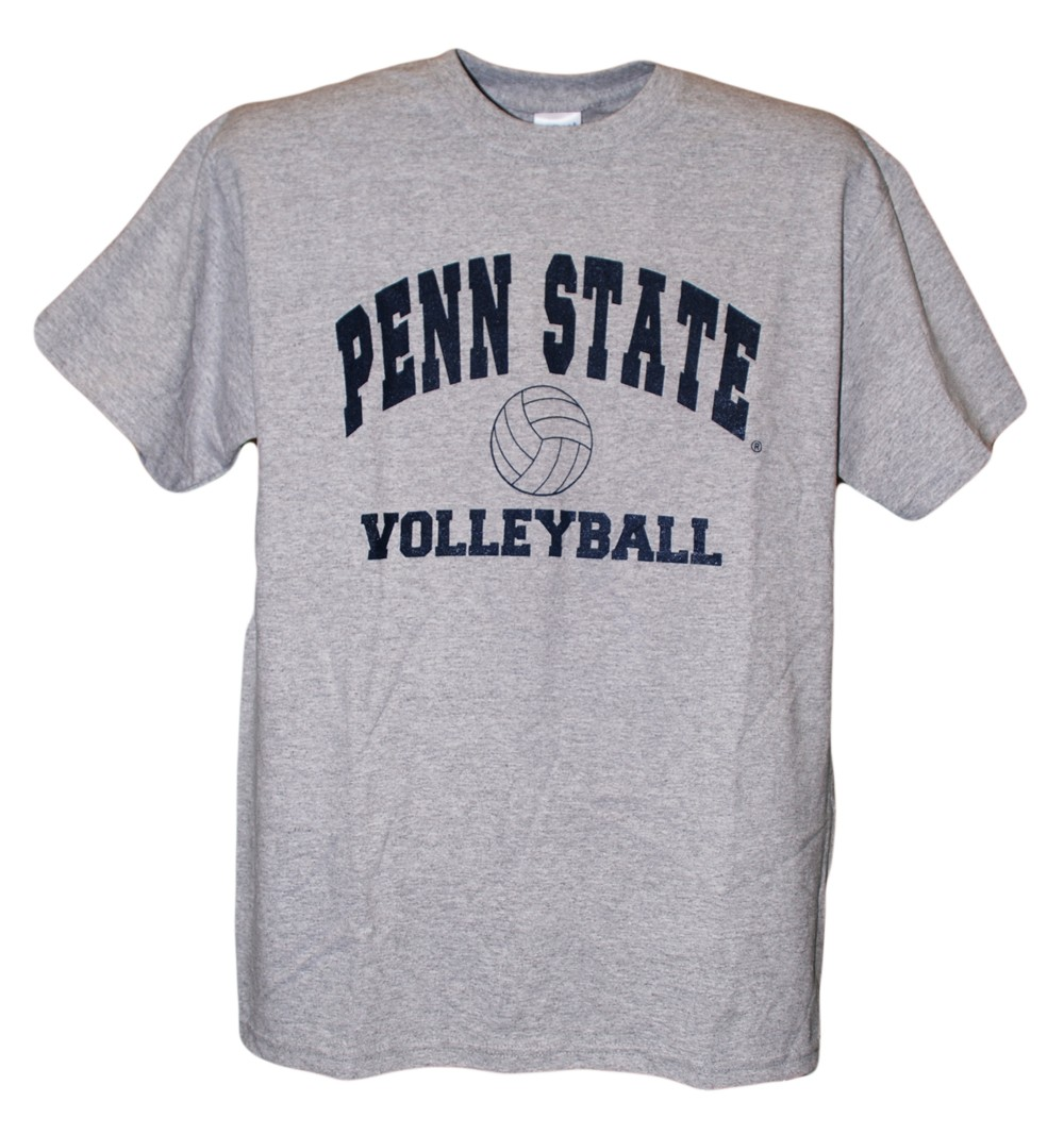 Volleyball logo shirts