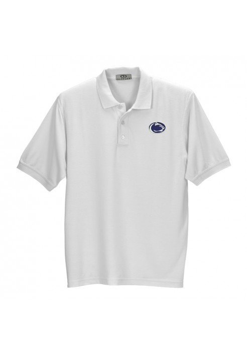 Vantage Double Tuck Pique Polo - Men's