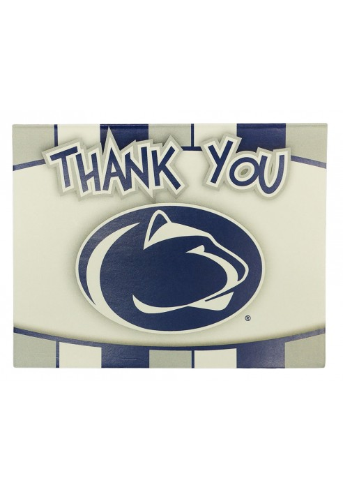 The Fanatic Group 10 Pk Thank You Card Penn State Room