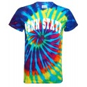 Penn State Arched Tie Dye Tee-Men's