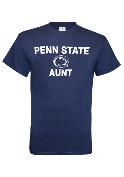 Penn State Aunt T-Shirt Navy