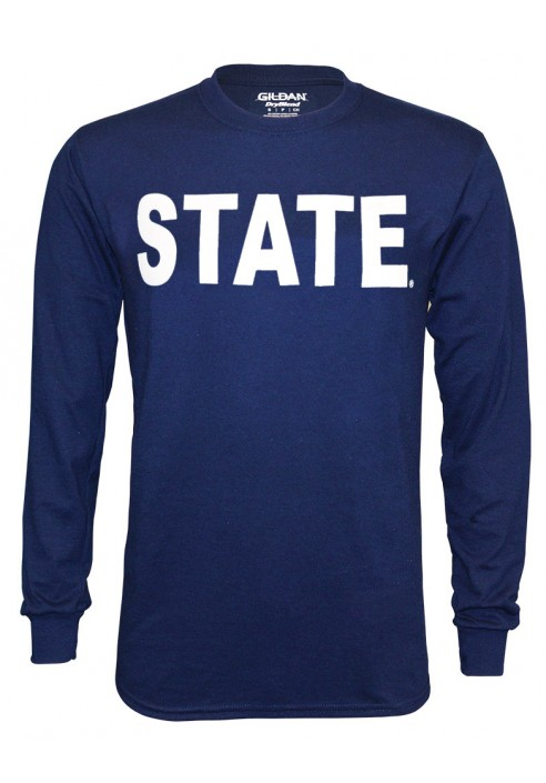 """State"" Long Sleeve"