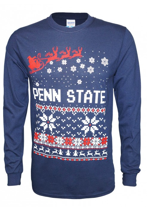 Ugly Sweater Penn State Long Sleeve