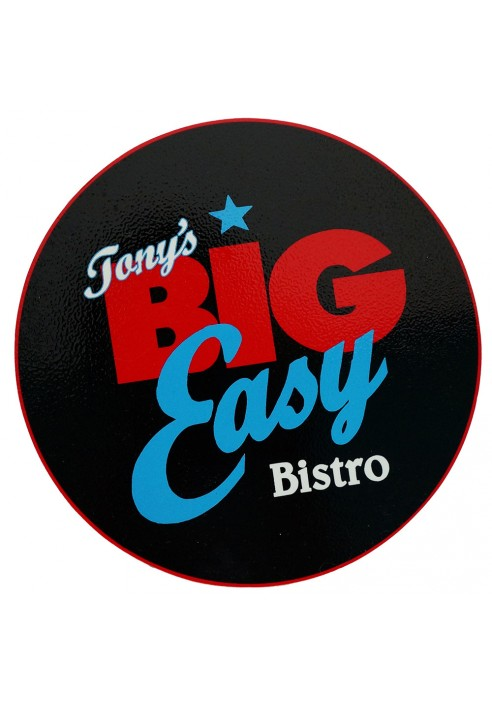 Wood Sign - Tony's Big Easy