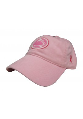 Legacy Breast Cancer Ribbon Adjustable Hat - Women's